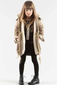 Пальто для девочек: с чего начинается элегантность