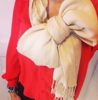 шарф-пашмина